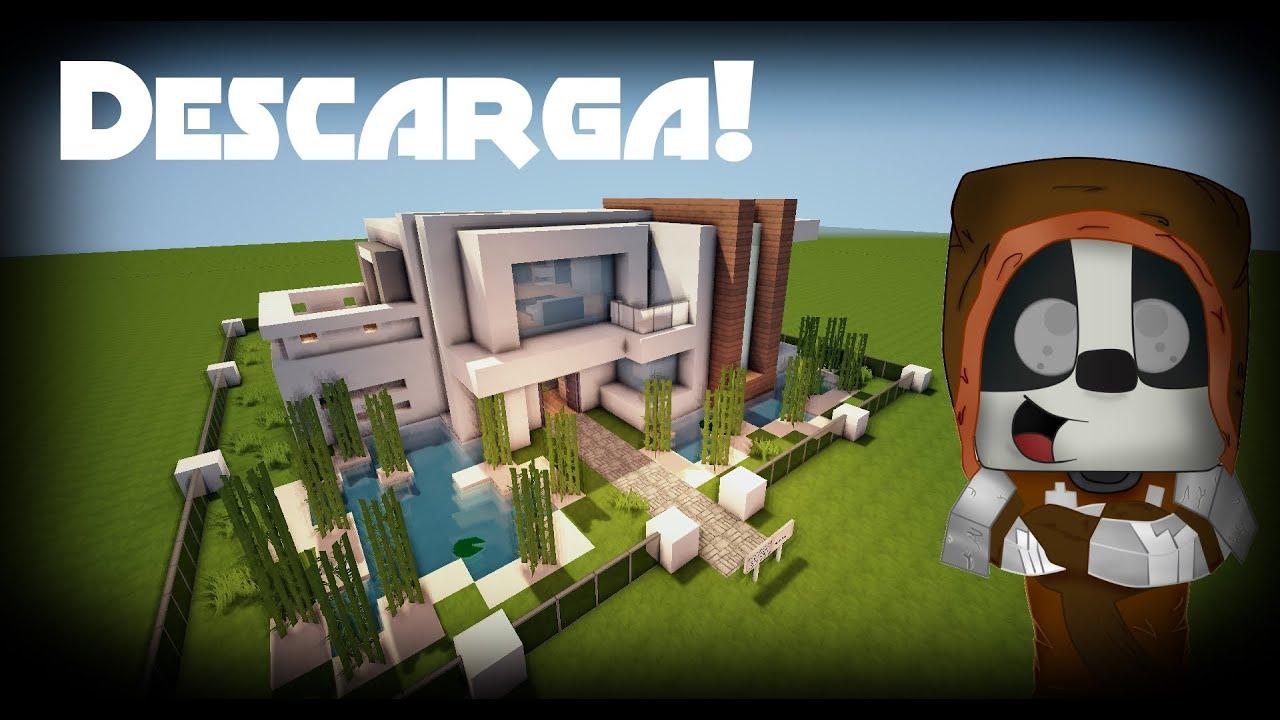 Casa moderna by eumaster descarga youtube for Eumaster casa moderna 8x8