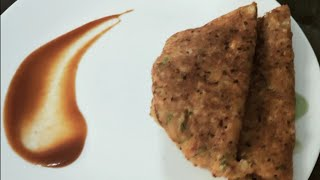 Oats Chilla | Easy and Simple Breakfast Recipe | Healthy Breakfast Recipe | Diet Recipe