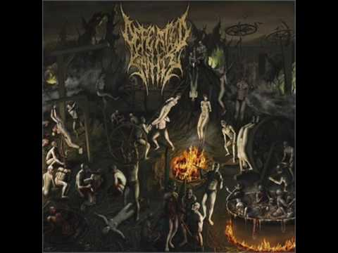 Defeated Sanity - Engulfed In Excruciation
