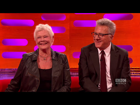 Dame Judi Dench's Fish, and Jason Bateman's Masturbating Dog - The Graham Norton Show on BBC America