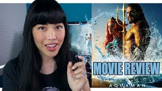 Aquaman | Movie Review | Vlogmas Day 18