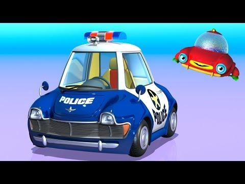 TuTiTu รถตำรวจ