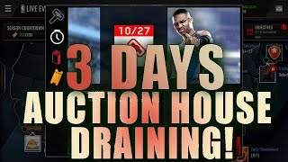 AUCTION HOUSE DRAINAGE! 3 DAYS TILL RESET! AUCTION HOUSE DISABLED