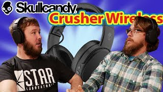 Even MORE Bass From A Set Of Headphones? - Skullcandy Crusher Wireless