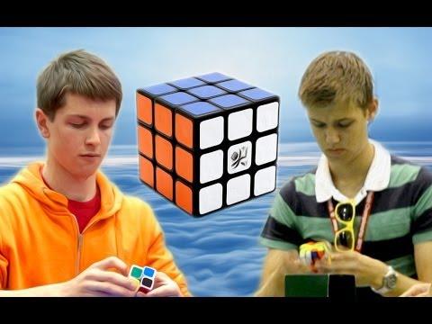 Top 10 Rubik's Cube Speedcubers 2014