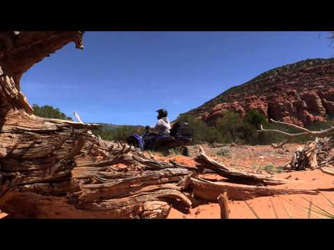 Fisher's ATV World - Paiute Trail, UT – Great Western Trail (TEASE)