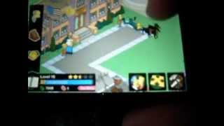 Simpsons Tapped Out Money Trick level 16+