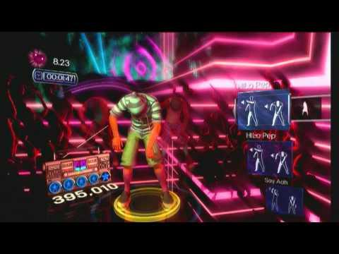 Dance Central Trey Songz ft. Fabolous - Say Aah (Hard) Capture Card Test