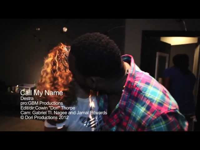 Destra Garcia - Call My Name [Official Music Video] [Dori Productions] 2013
