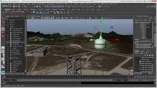 Softimage to Maya Bridge: Freezing, Resetting, and Storing Transform Values