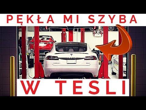 Wymiana SZYBY W Tesli Model S | SERWIS | Daniel Grzyb