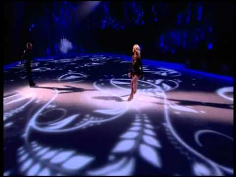 Jennifer Ellison - Dancing on Ice 2012, Part 1