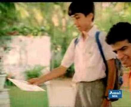 Old Commercials : Amul Milk