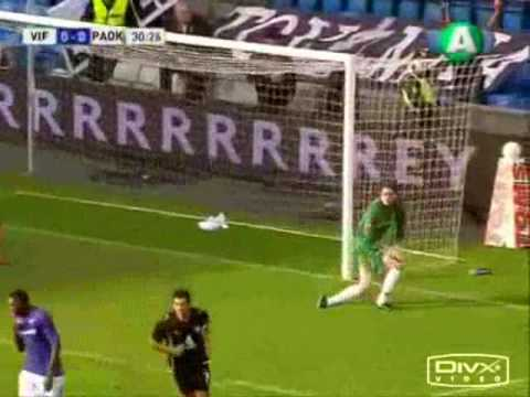 PAOK top 10 goals 2009/2010 Music Videos