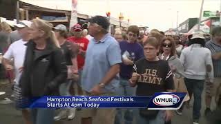 download lagu Hampton Beach Seafood Festival Opens Friday gratis