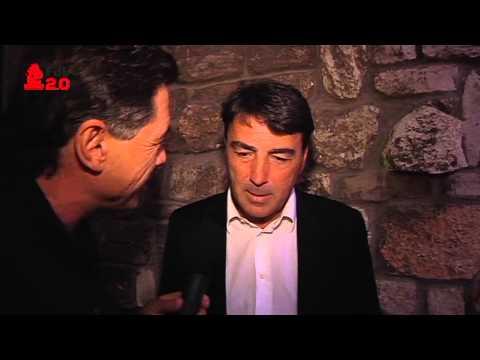 INTERVISTA A GIOVANNI LOSETO, EX CAPITANO BARI CALCIO OSPITE DELLA FIERA