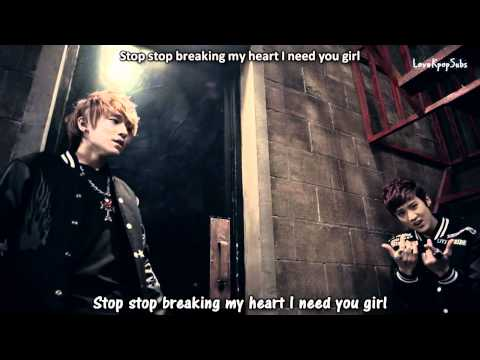 Teen Top - Crazy (미치겠어) MV [English subs + Romanization + Hangul] HD
