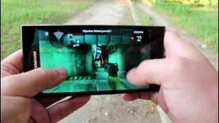 Мега новинка LENOVO K900 в нашем видео обзоре!