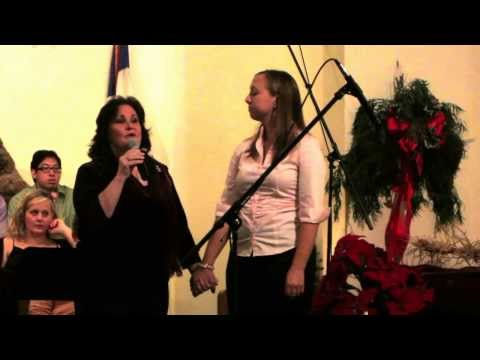 Pie Jesu at Grossmont College Gospel Choir Concert - Trinity Baptist 12-7-13
