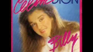 Watch Celine Dion Billy video