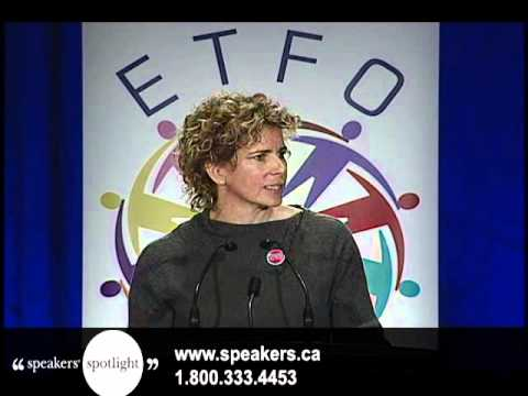Marnie McBean - Three-Time Olympic Gold Medalist and Athlete Mentor for the Canadian Olympic Team