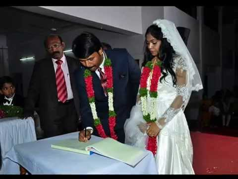 Shubhakaramaina Vivahamulona-2014 Telugu Christian Wedding Song By Joy Onesimus video