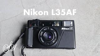 Nikon L35AF vs Canon AF35ML