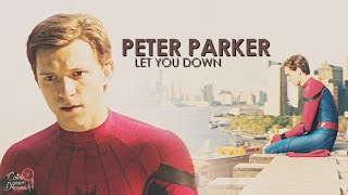 Download Lagu Peter Parker│Let You Down Gratis STAFABAND