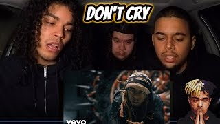 Lil Wayne - Don't Cry ft. XXXTENTACION (Music Video) REACTION REVIEW