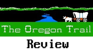 LGR - The Oregon Trail - Apple II Game Review
