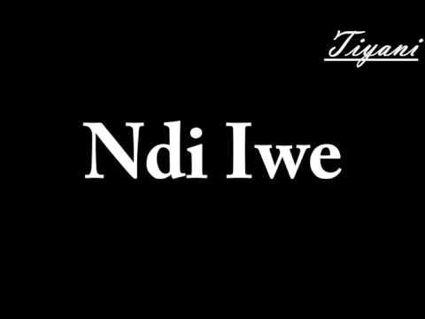 Ndi Iwe Mudzimu (Lyric Video) - Tiyani