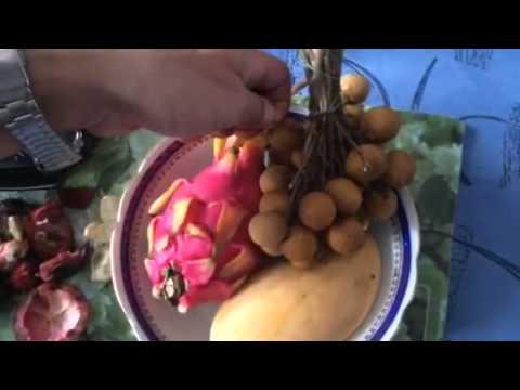 Как выбирать и чистить заморские фрукты
