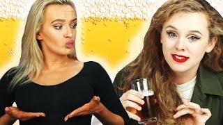 Blondes Try Blonde Beers