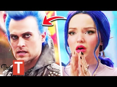 Descendants 3: Signs Mal Will Find Out Hades Is Her Dad