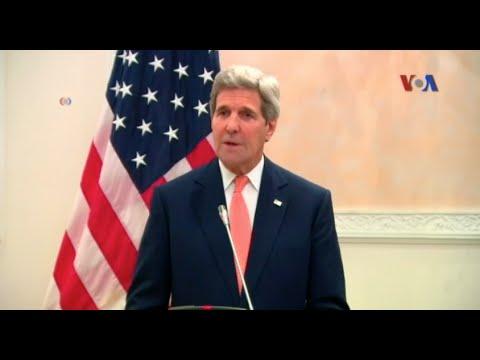 Ngoại trưởng Hoa Kỳ John Kerry đang có mặt tại Riyadh