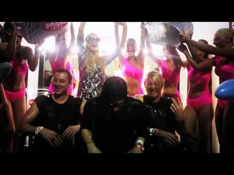 Richie Hawtin - ALS Ice Bucket Challenge (feat. Dubfire, Skrillex & Paris Hilton)