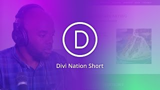 Divi Nation: How to make a Rollover Image with HTML