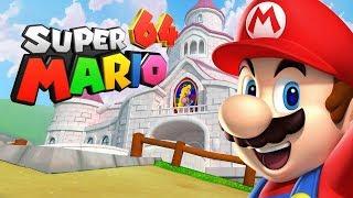 Super Mario 64 with a 64 Controller pt 2