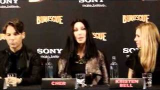 "Cher - ""Burlesque"" Photocall in Madrid (09.12.2010)"