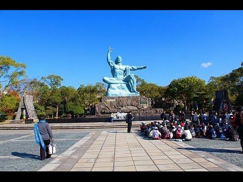 長崎市平和公園 2014/11/19 Nagasaki, Japan