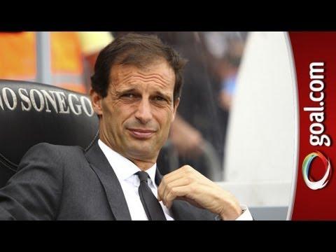 Milan woes deepen as Allegri picks up a ban