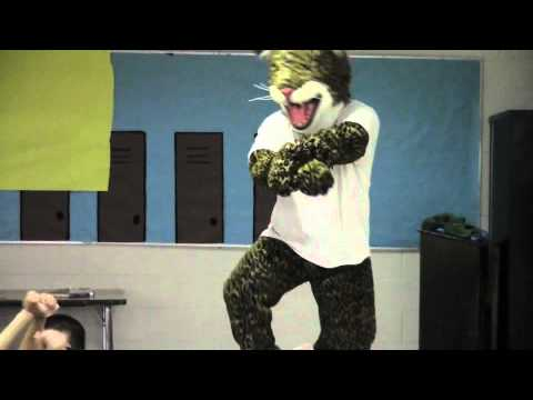 Julius West Gangnam Style.wmv video
