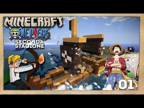 One Piece Craft S2 - Ep.1 - Costruiamo La Barca video
