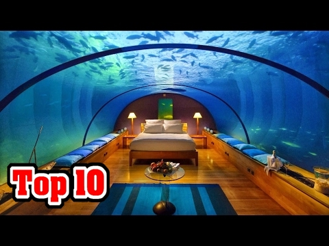 Top 10 Unusual Hotels In North America