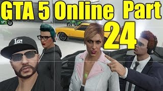 The FGN Crew Plays: GTA5 Online #24 - Obstacle WHAT! (PC)