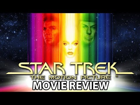 Star Trek: The Motion Picture (1979) Movie Review/Discussion