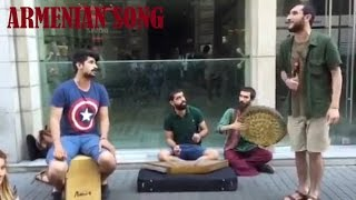 download lagu Armenian Guys Sing Armenian Song In Turkey gratis