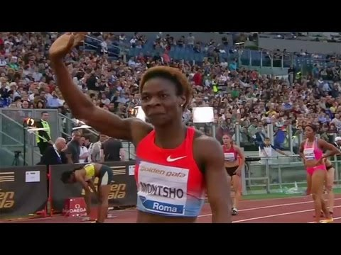 Montsho wins 4th 400m Diamond League