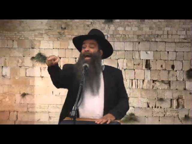 """הרב רפאל זר - כף זכות (תשעה באב) תשע""""ג"""