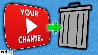 How to Delete a YouTube Channel in 2019... Or Hide It!